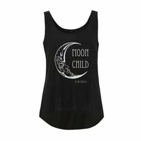 moonchild soft tencel vest