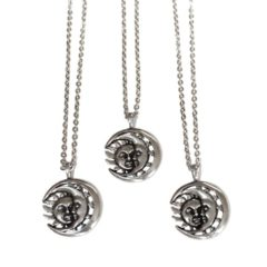 Celestial Duality Necklace