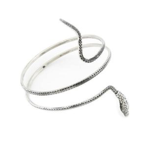 Serpent Snake Bangle