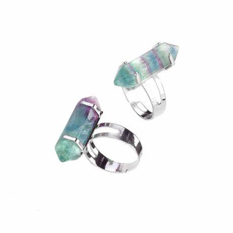 fluorite-ring