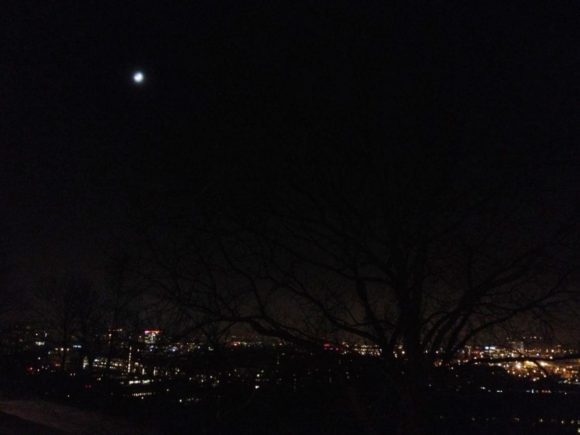 Misty Moon over GBG 2