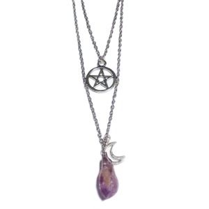 Witchcraft Duo Necklace