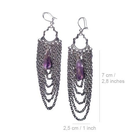 amethyst-drop-earrings