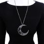 restyle-moon-crescent-silver-necklace-on-doll-dark-clothing