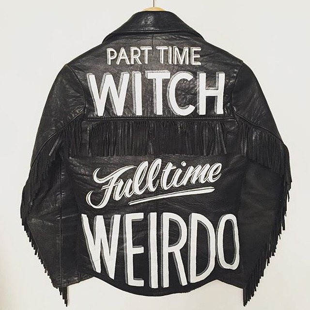 laurie leather witches do it better