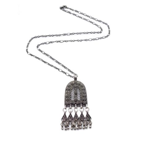 Gypsy-Bell-necklace