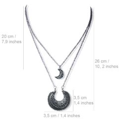 Gypsy Moon Necklace