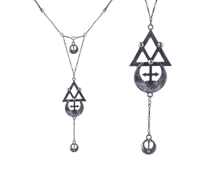 Geometry Necklace from Restyle