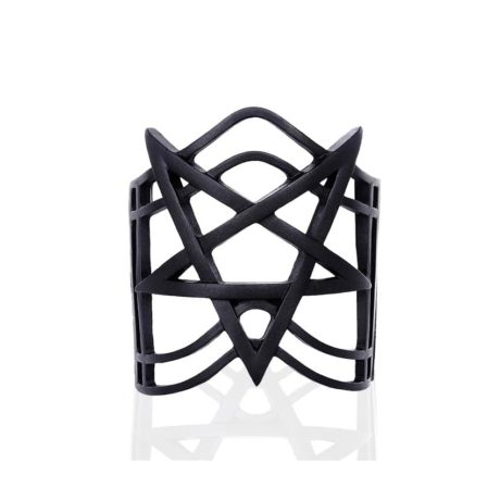 pentagram-black-ring1-close-up