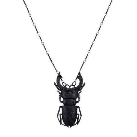 black-beetle-necklace-restyle-chain