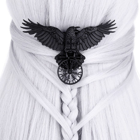 helm-of-awe-raven-hair-clip-in-hair-restyle