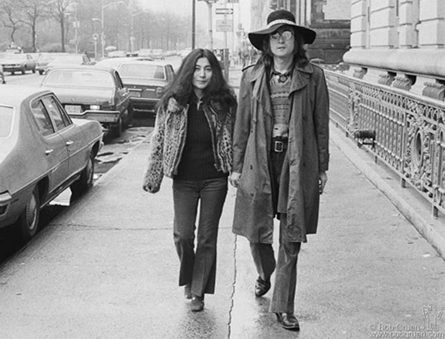 Yoko-&-John