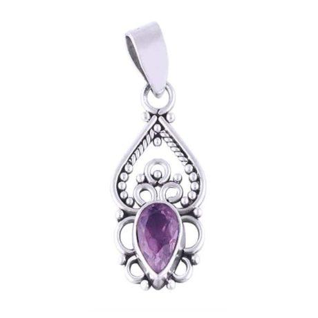 neeve-silver-amethyst-pendant