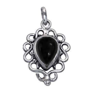 anais-onyx-sterling-silver-choker-pendant