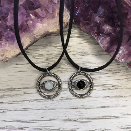 eternal-eye-onyx-and-moonestone-chokers