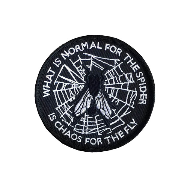 What Is Normal Patch By Lifeclub Uk We Are The Hellaholics