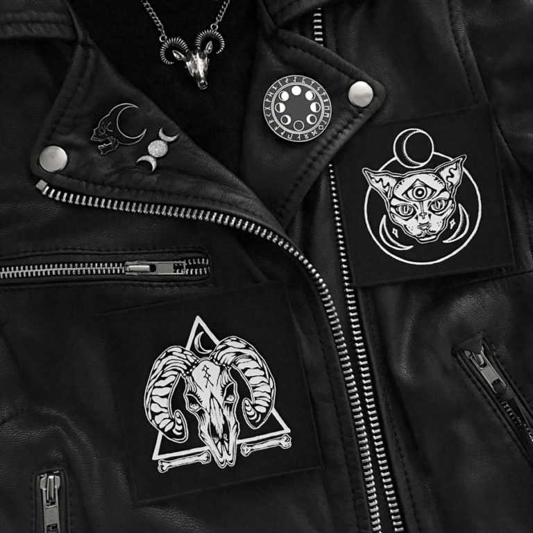 New Hellaholics Patch Collection