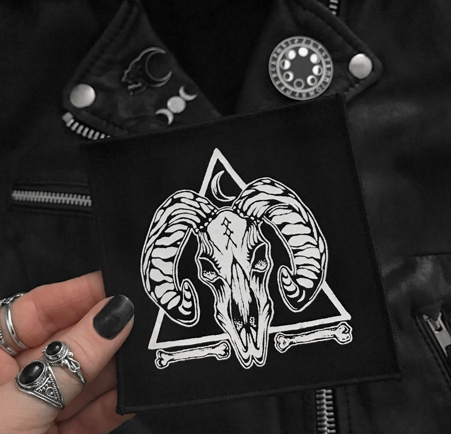 Favorite occult patch Archives — We are the Hellaholics JM99