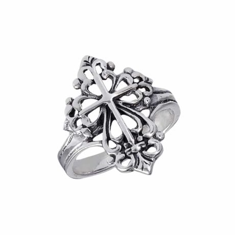 sterling-silver-gothic-cross-ring-hellaholics