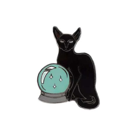 fortune-teller-cat-enamel-pin-punkypins-hellaholics