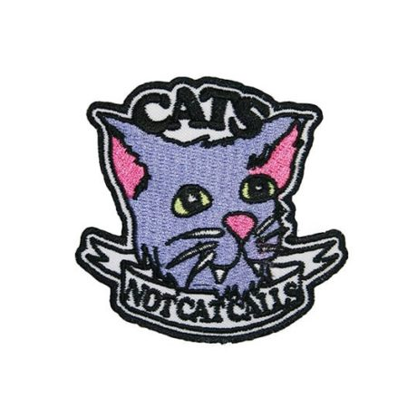 cats-not-catcalls-patch-hellaholics