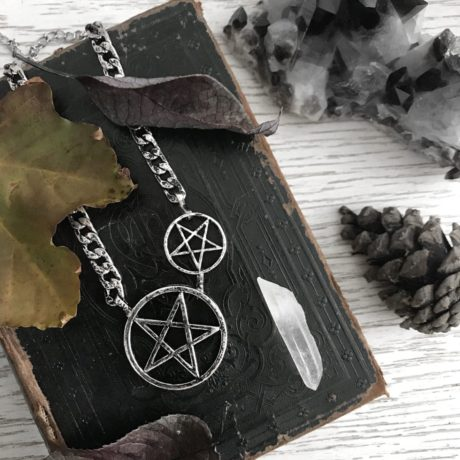 pentacle-pentagram-necklace-from-restyle-sold-by-hellaholics