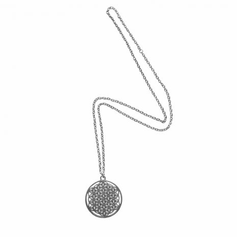 flower of life symbol pendant