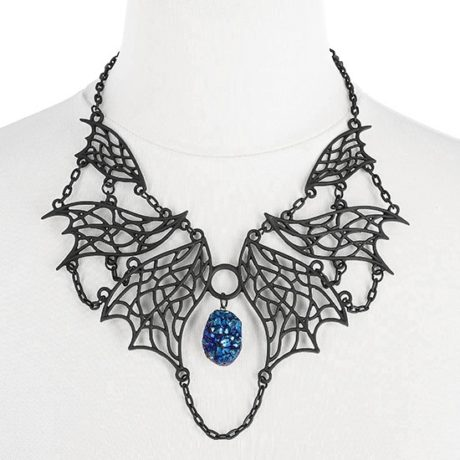 elvish-necklace-blue-crystal-by-restyle-sold-by-hellaholics