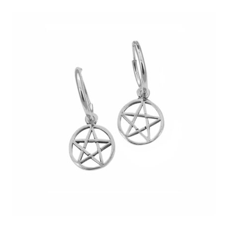 sterling-silver-925-gothic-occult-pentagram-hoop-earrings-hellaholics