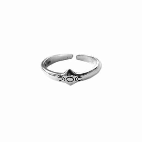 sterling-silver-925-moon-priestess-ring-front-adjustable-hellaholics