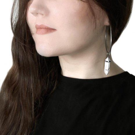 howlite-stainless-steel-hoops-earrings-hellaholics