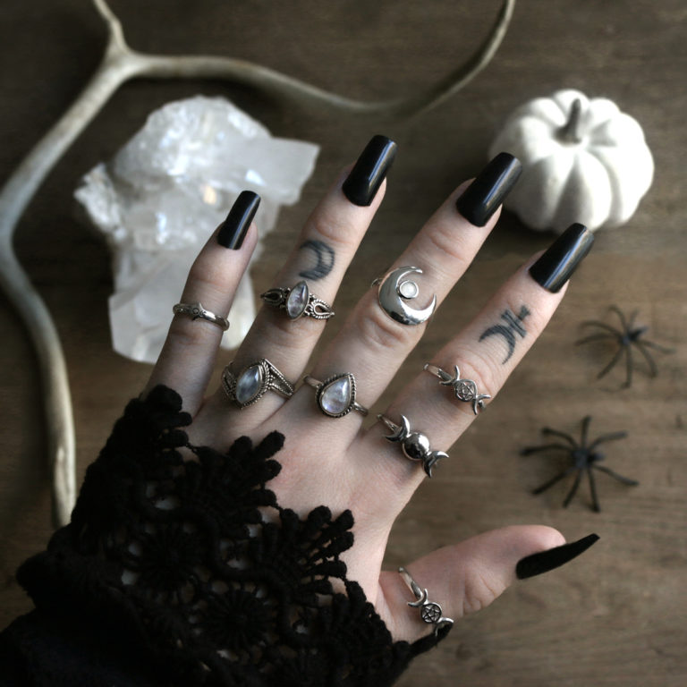 Sterling Silver Ring Sizes