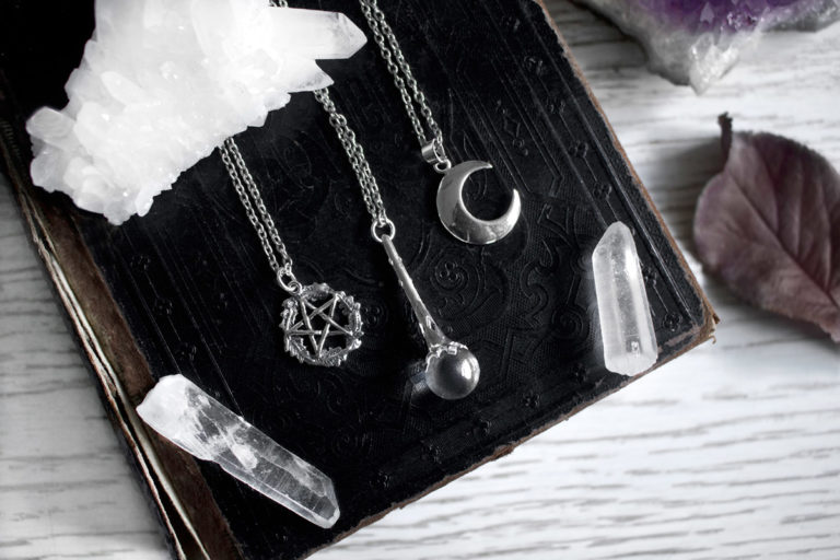 New 925 Sterling Silver Sorcery