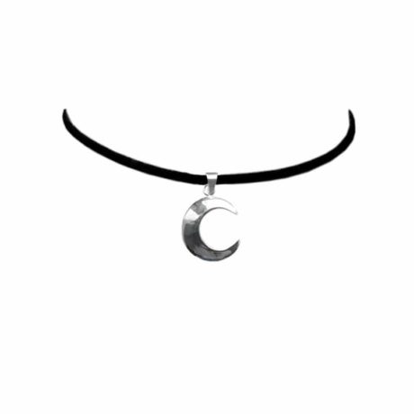 sterling-silver-crescent-moon-choker