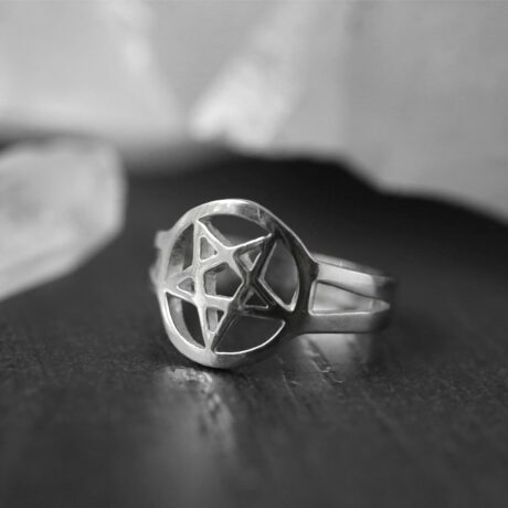 pentagram-silver-ring-hellaholics
