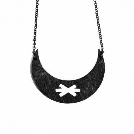 hagal-rune-necklace-black-hellaholics