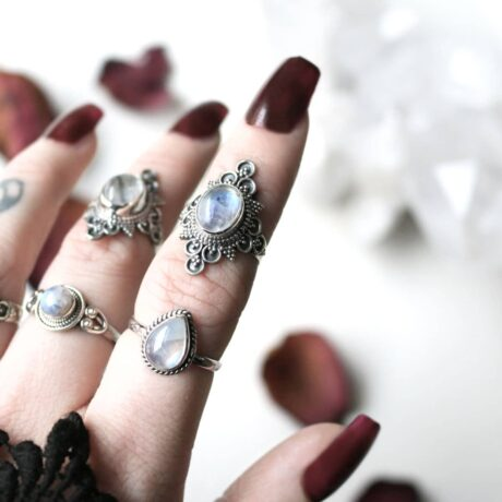 moonstone-sterling-silver-rings