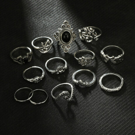 asali-ring-set-black