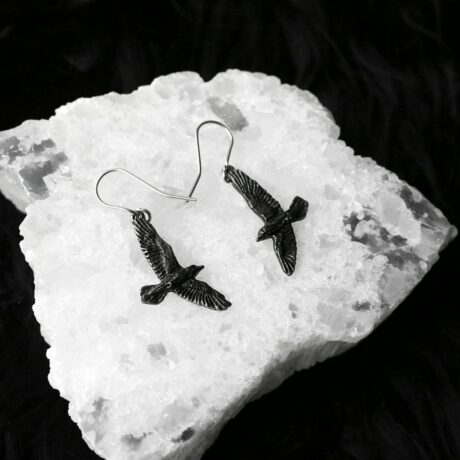 black-raven-earrings-by-alchemy-england-sold-by-hellaholics