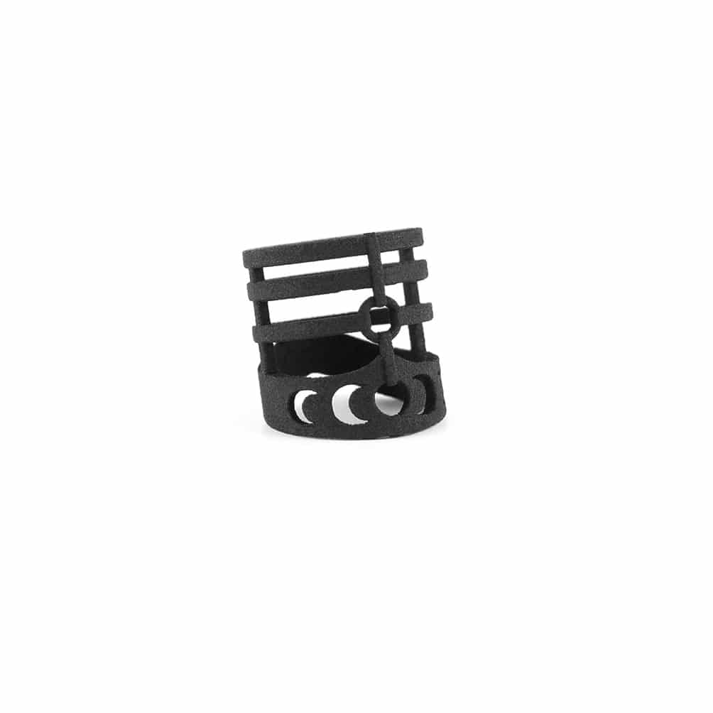 Stupendous Bound Ring In Black Alphanode Cool Chair Designs And Ideas Alphanodeonline