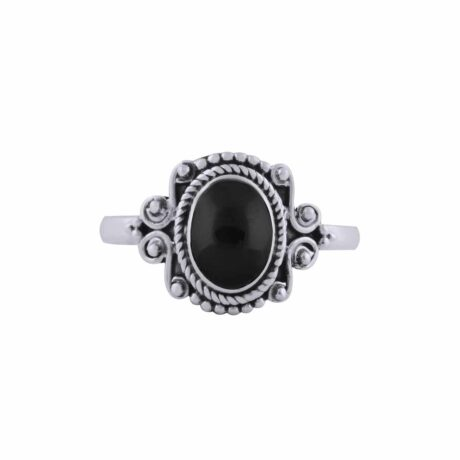 aditi-sterling-silver-ring-onyx-front
