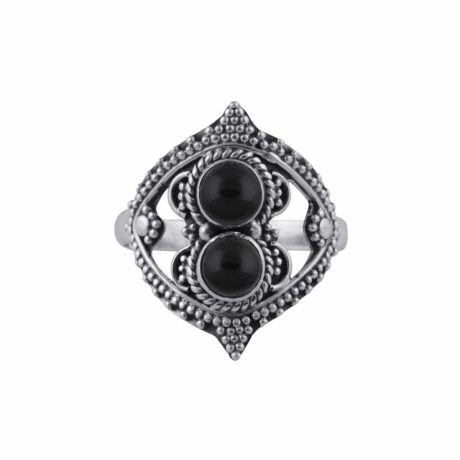 nalani-sterling-silver-ring-onyx-front