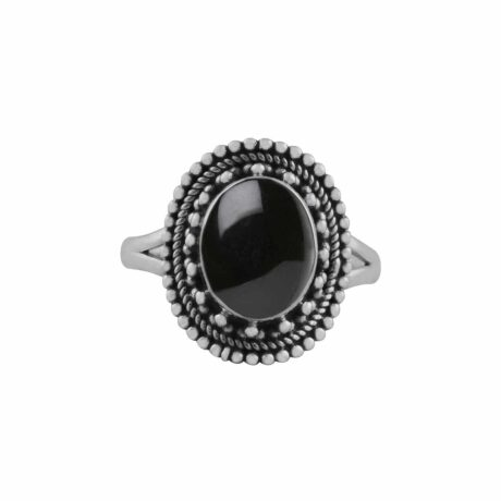 nathalia-sterling-silver-ring-onyx-front