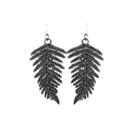 fern-earrings-silver-restyle-hellaholics