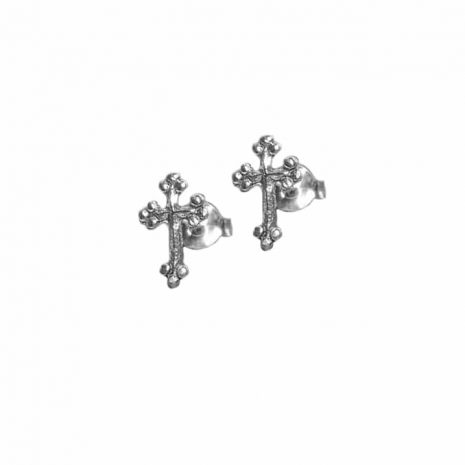 925-sterling-silver-gothic-cross-stud-earrings-hellaholics
