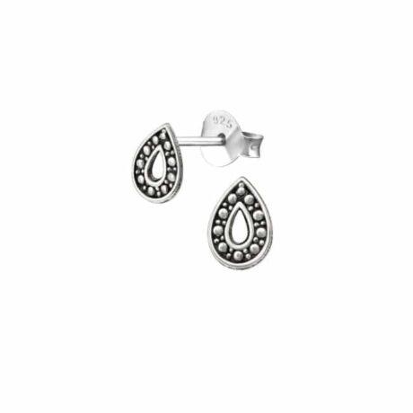 925-sterling-silver-petite-bohemian-drop-stud-earrings-hellaholics