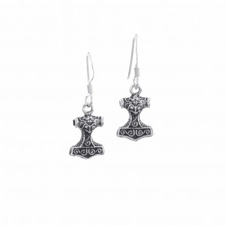 925-sterling-silver-thors-hammer-viking-earrings-hellaholics