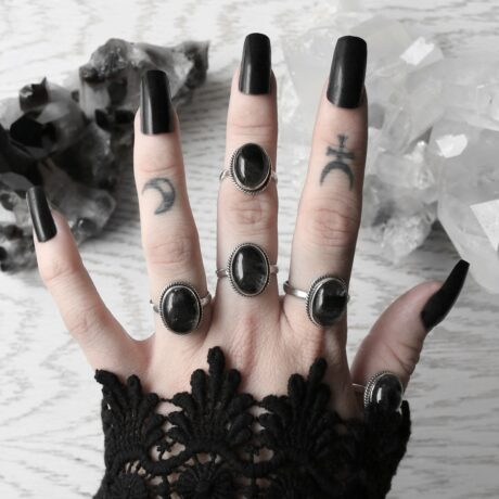 black-rutile-sterling-silver-ring-hellaholics
