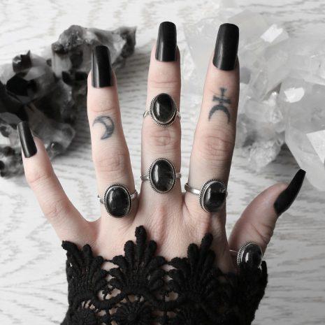 black-rutile-sterling-silver-ring-hellaholics