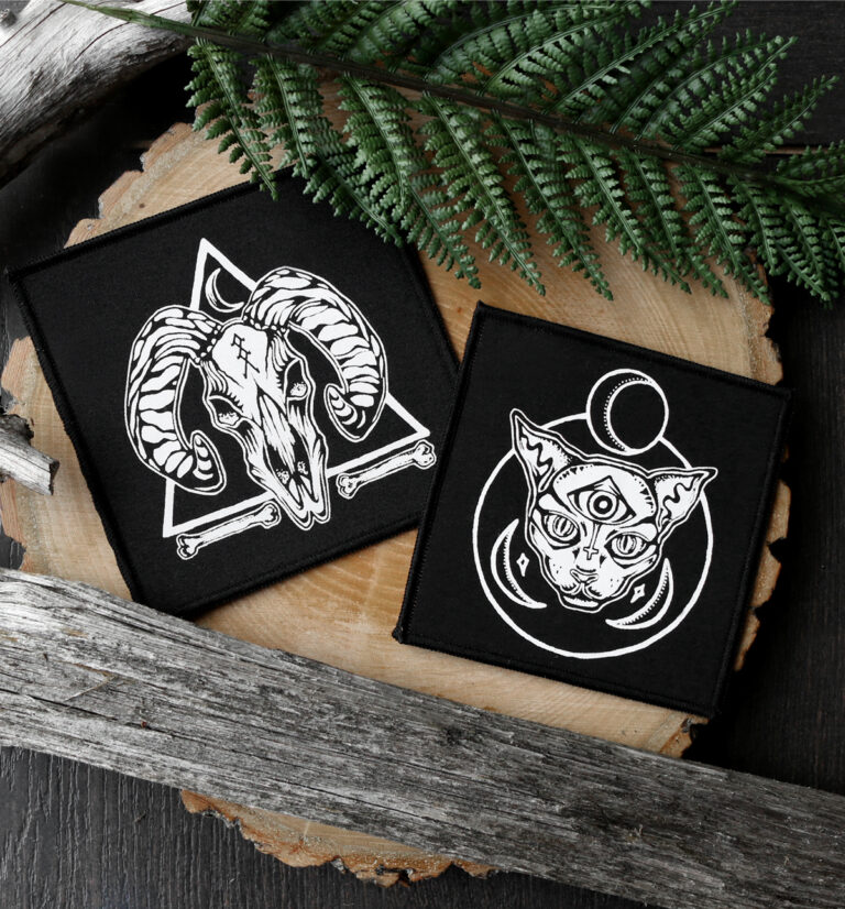 Patch Give Away!